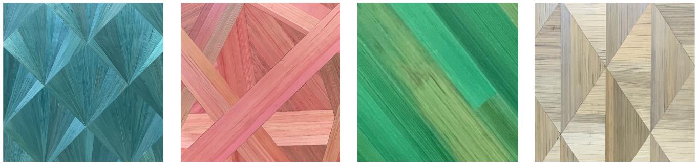 Colores y acabados