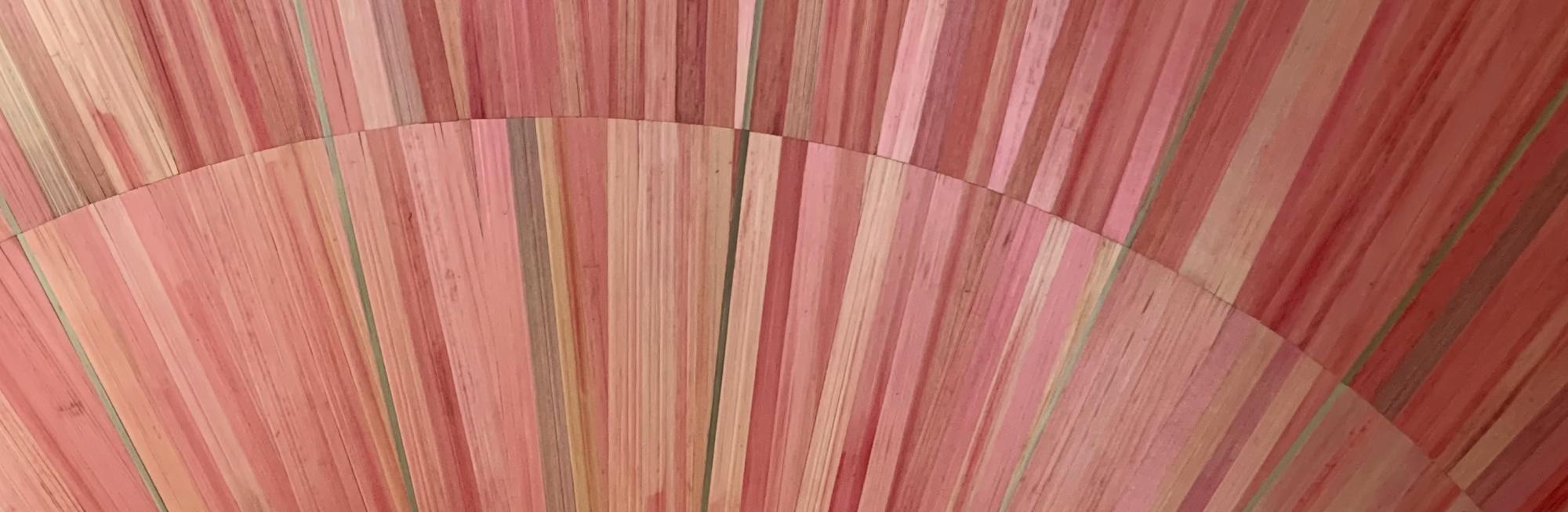 Murales y paneles de paja
